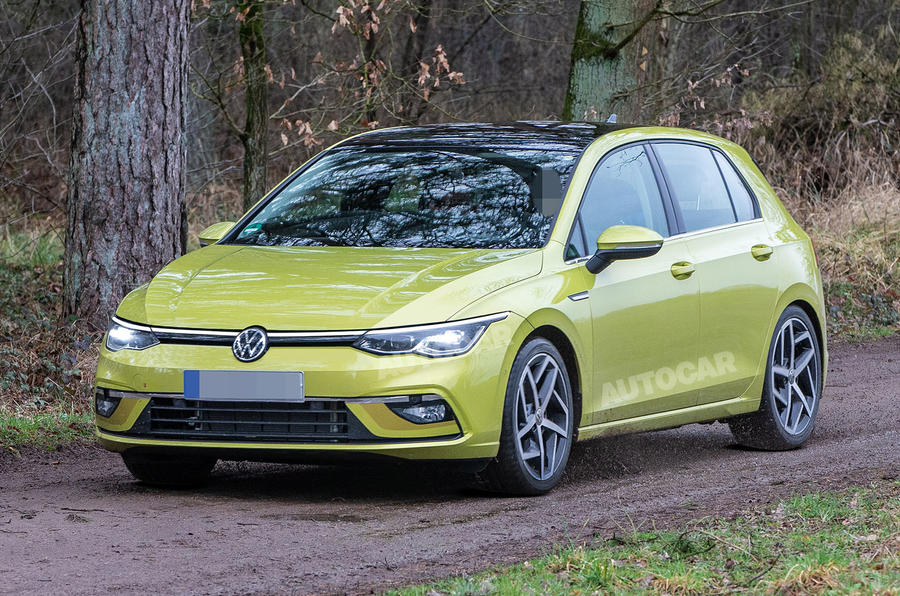 volkswagen golf launch delayed report autocar