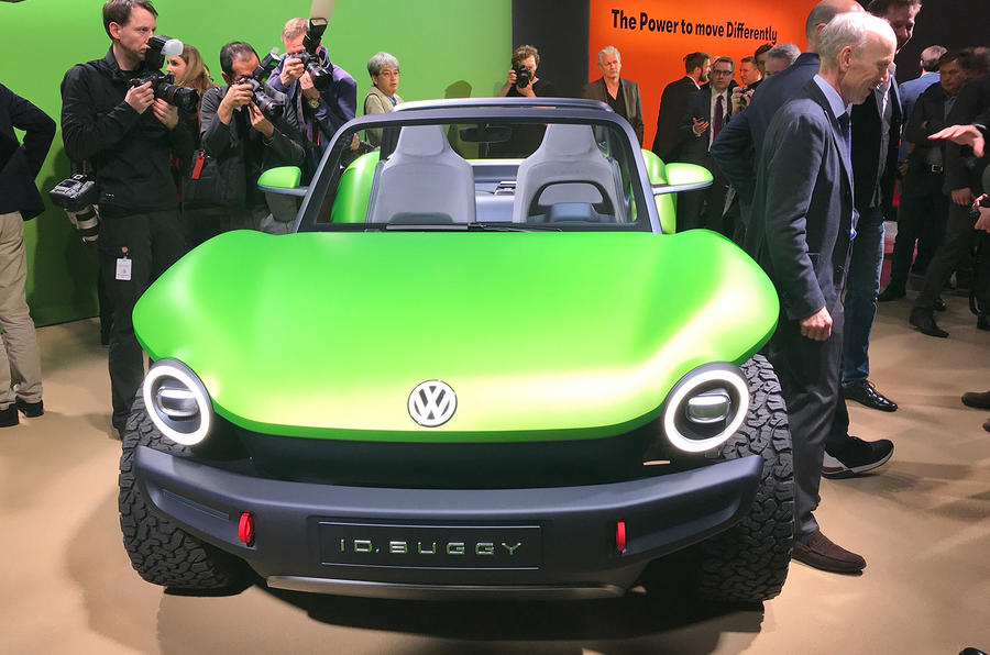 The VW dune buggy is back for an electric future