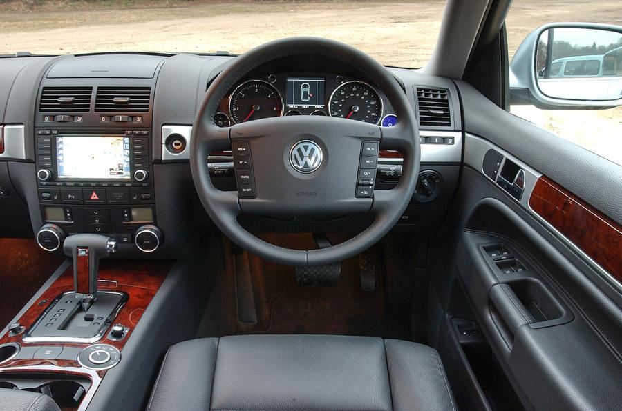 Vw Touareg 30 V6 Tdi Review Autocar