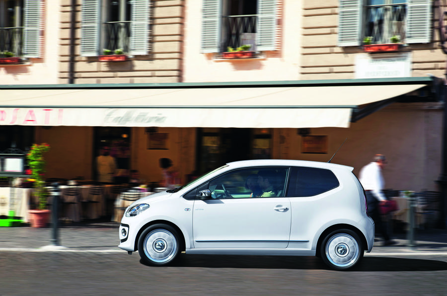 Volkswagen Up - side