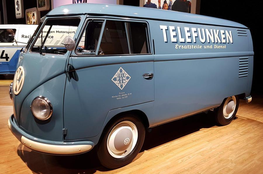 VW Type 2 Transporter