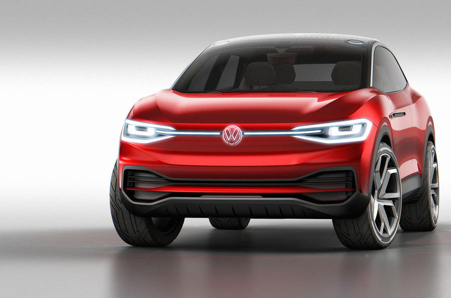 VW Group electric