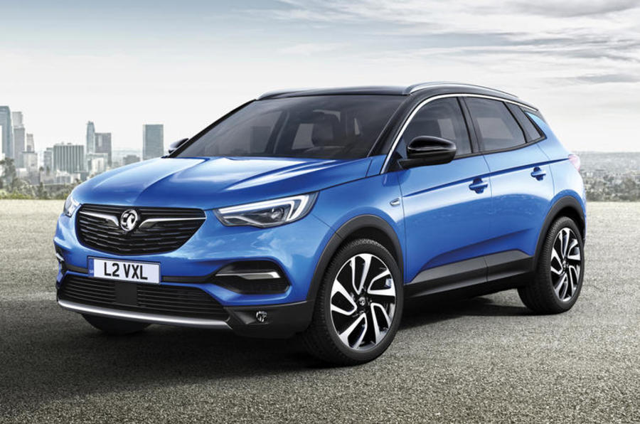 2020 Vauxhall Grandland X Phev To Lead Fast Paced Electric Growth