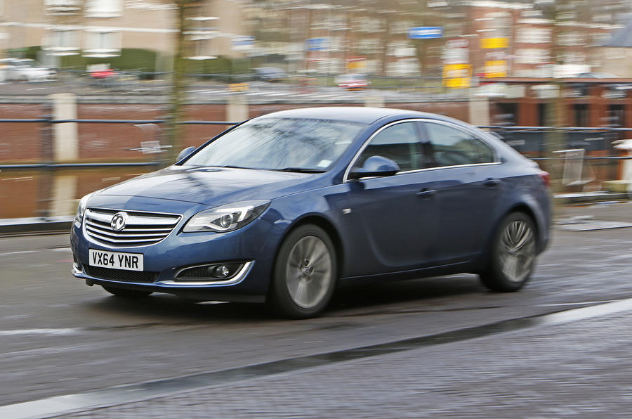 2015 vauxhall insignia 2 0 cdti 170 review review autocar. Black Bedroom Furniture Sets. Home Design Ideas