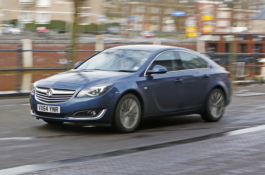 Vauxhall Insignia 2.0 CDTi 170