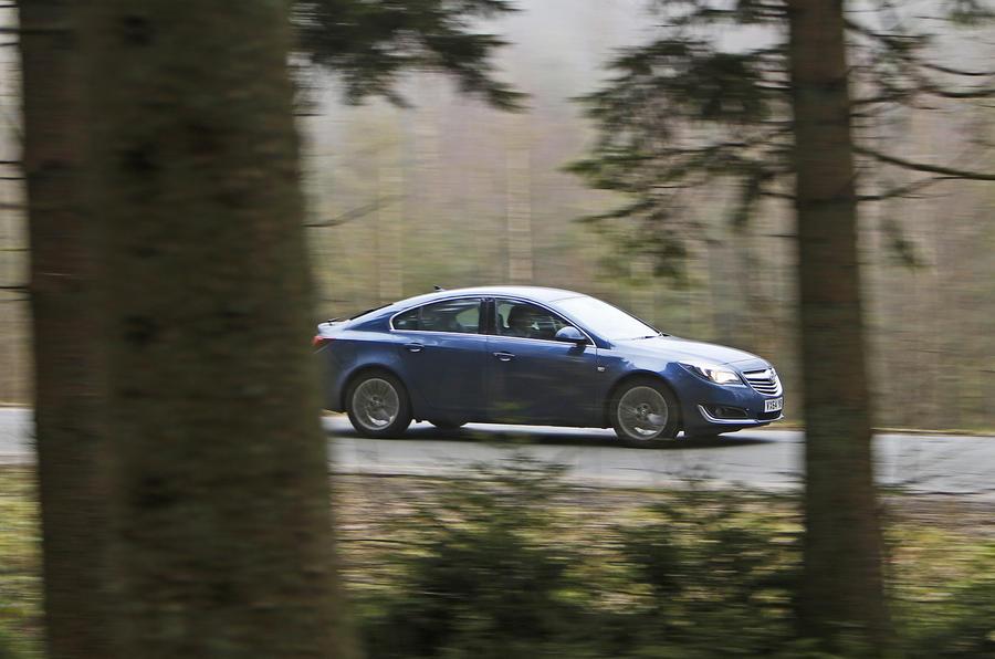 139mph Vauxhall Insignia 2.0 CDTi 170