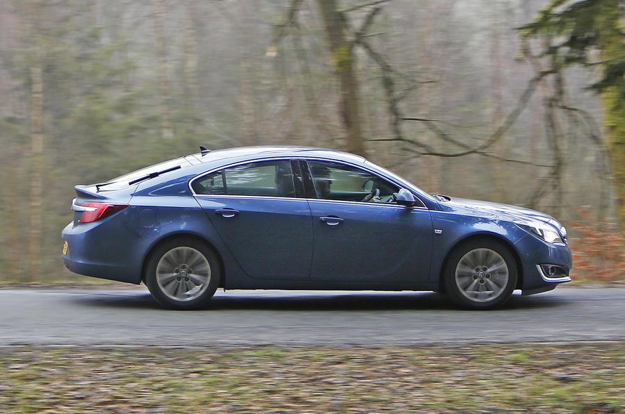 £22,894 Vauxhall Insignia 2.0 CDTi 170