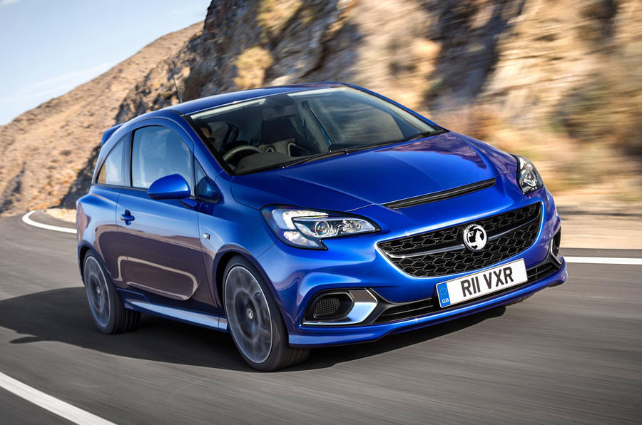 Global Auto Leasing >> 2015 Vauxhall Corsa VXR revealed - pricing, specs and engine details | Autocar