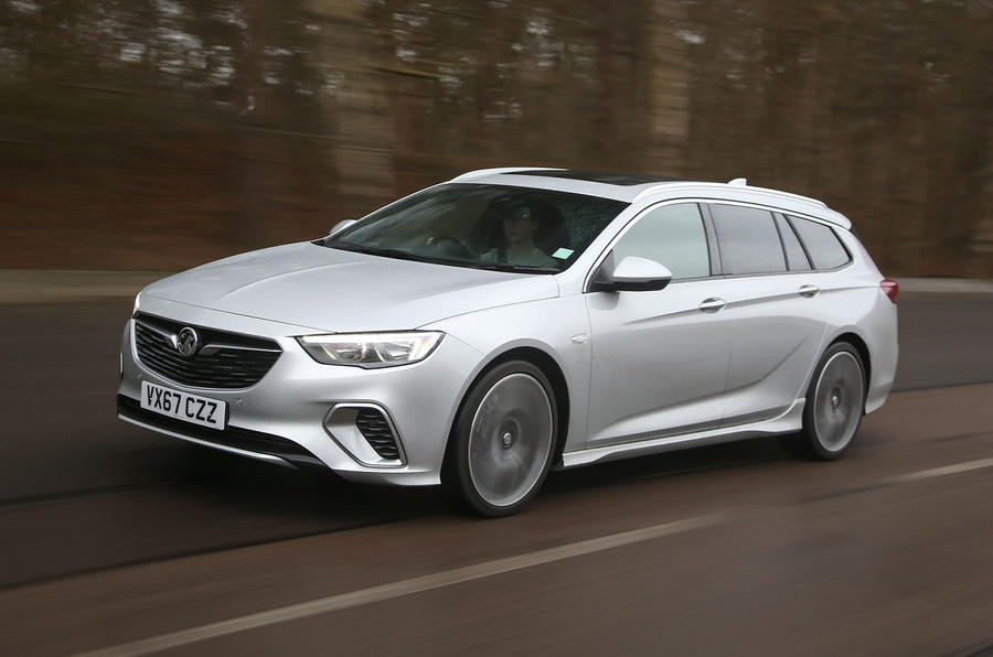 vauxhall insignia gsi sports tourer biturbo 2018 review 2018 opel insignia wagon specs opel insignia sports tourer 2018 #8