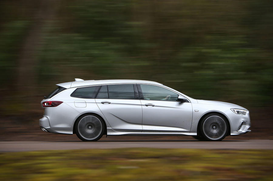 Vauxhall Insignia Gsi Sports Tourer Biturbo 2018 Review Autocar