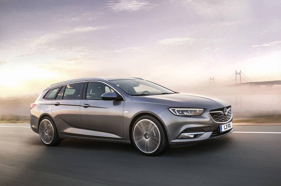 Vauxhall Insignia Sports Tourer - first pictures revealed