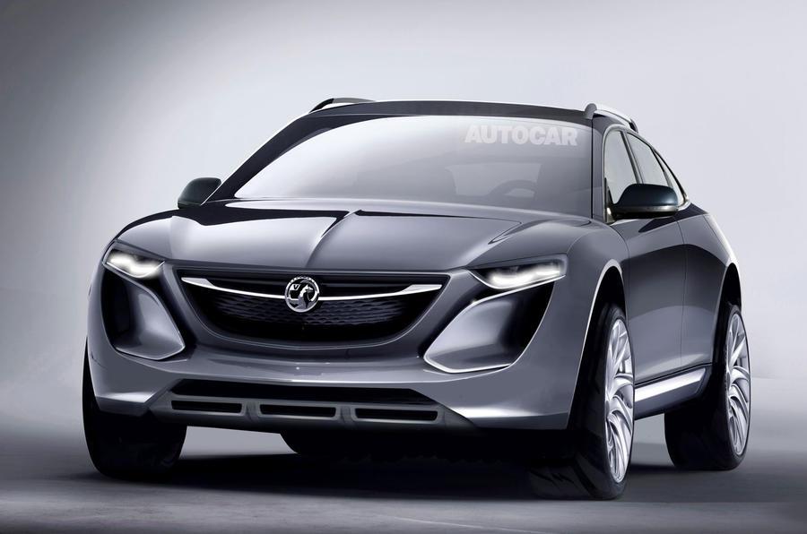 Opel Zafira 2018 >> Vauxhall Grandland X to compete with Skoda Kodiaq | Autocar