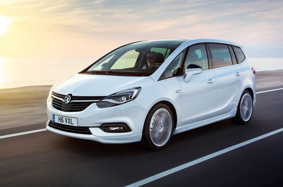 How To Adjust Headlights >> 2016 Vauxhall Zafira Tourer - new pictures | Autocar