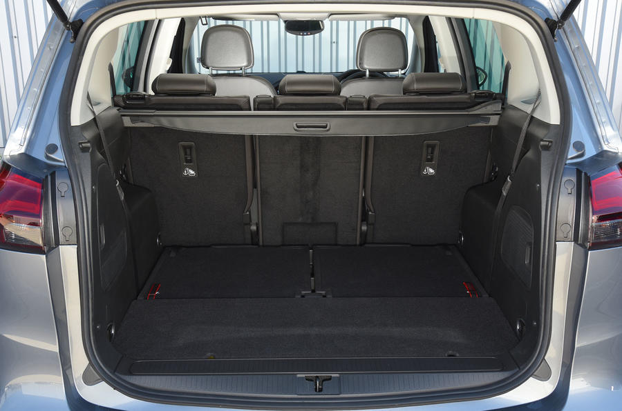 2016 Vauxhall Zafira Tourer Elite 2 0 Cdti Review Review