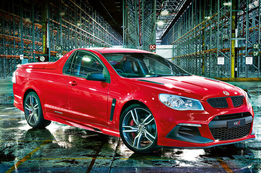 Vauxhall Maloo Gets More Power And Styling Upgrades For