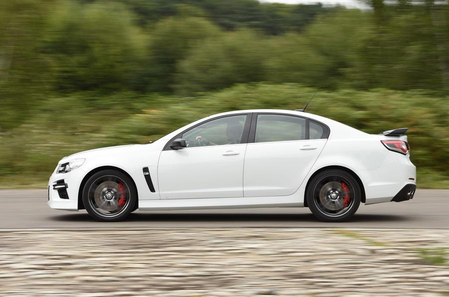 £56,245 Vauxhall VXR8 GTS