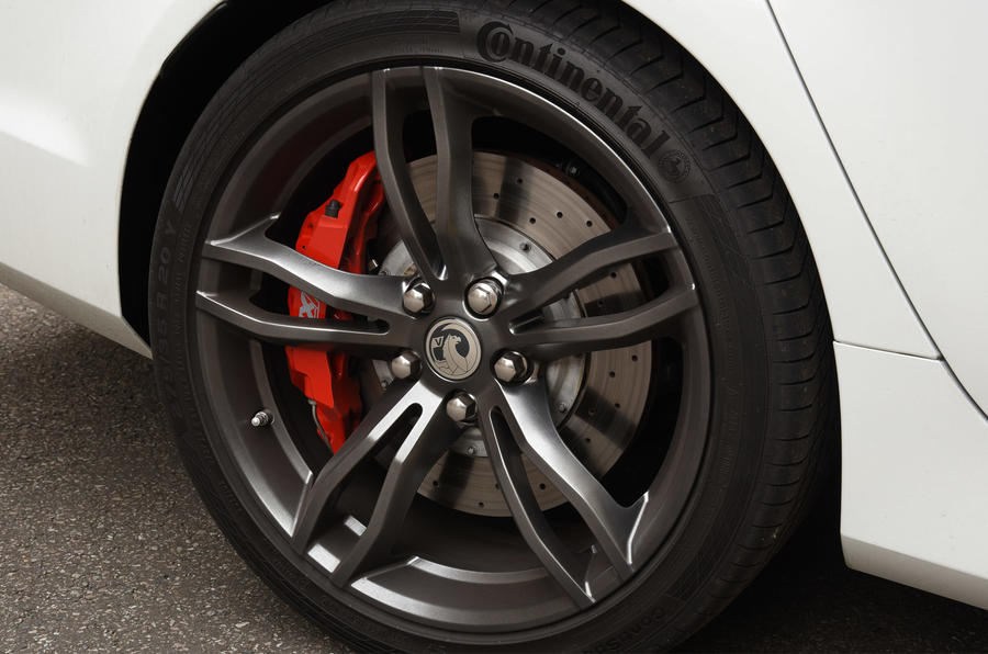 20in Vauxhall VXR8 GTS alloys