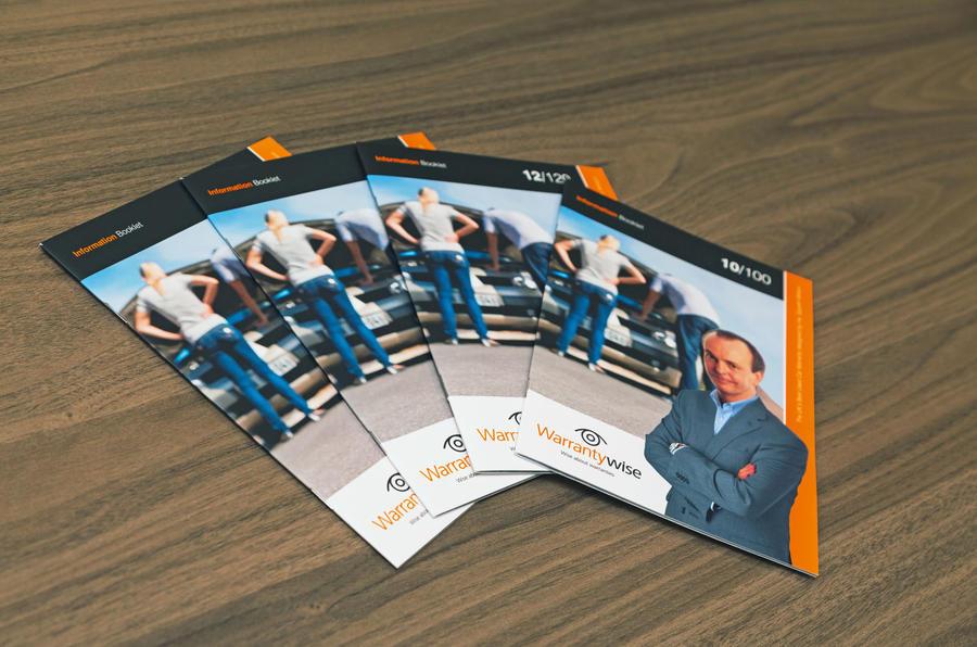 Warranty pamphlets
