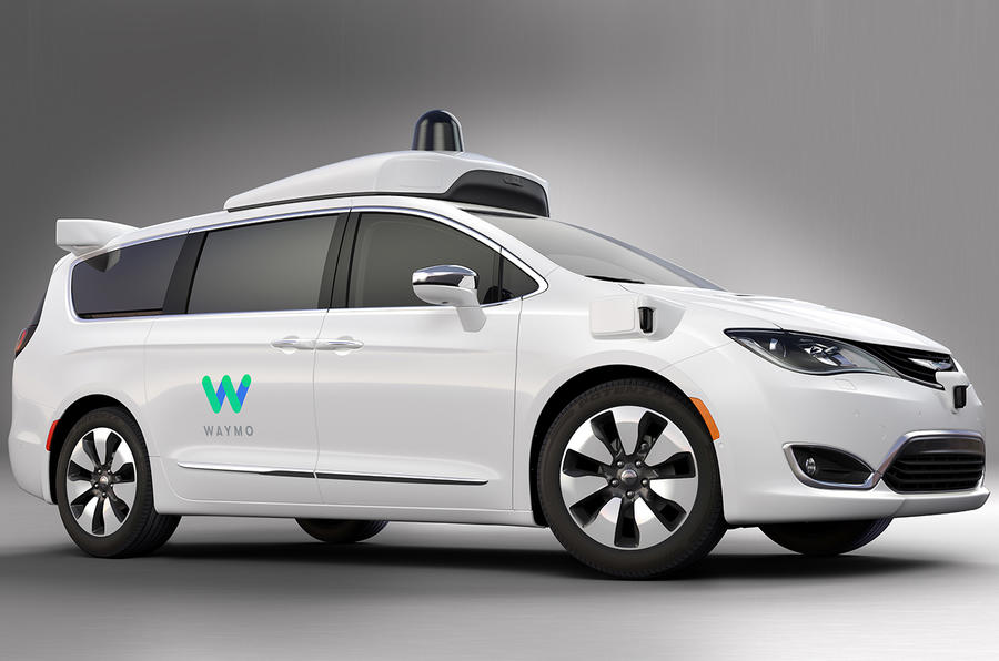 Waymo announces driverless Uber rival