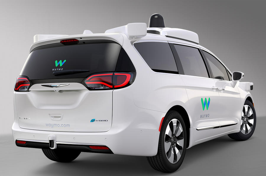 Google's Waymo to develop self-driving cars with established