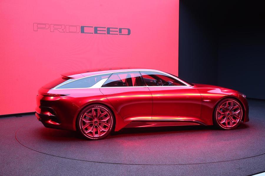Kia Proceed concept Frankfurt motor show