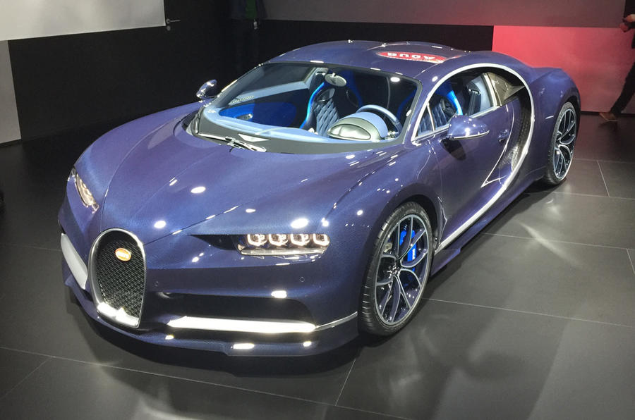 bugatti chiron new carbon colour launched at geneva autocar. Black Bedroom Furniture Sets. Home Design Ideas