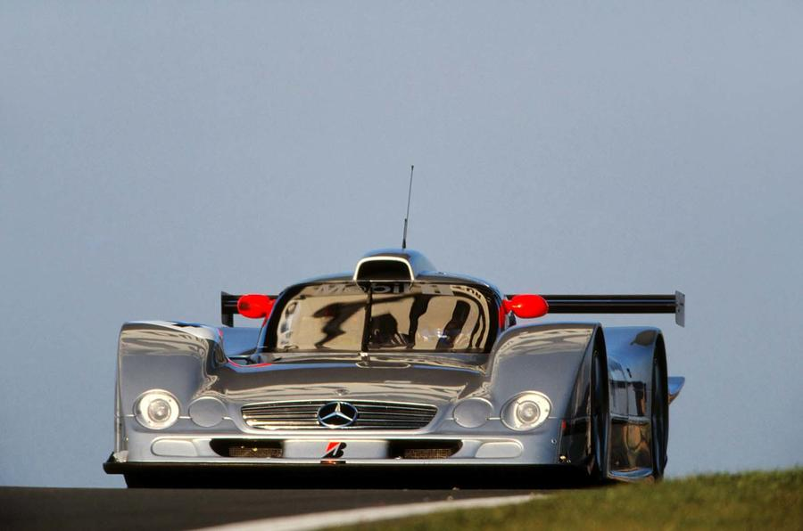 Sonax Amg Mercedes Clrp Lmp1: Analysis: Why 1999 Was Mercedes' Last Year At Le Mans
