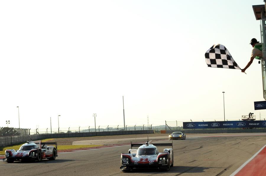 Porsche World Endurance Championship