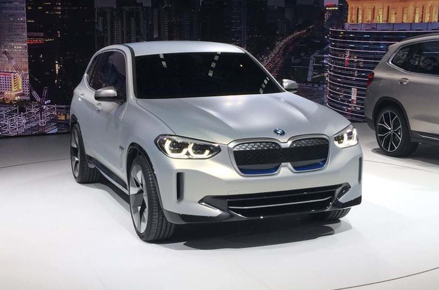 Image result for BMW iX3