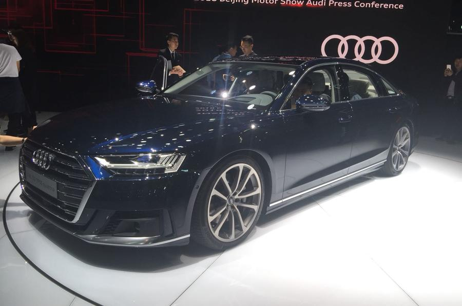Audi A8 L arrives as 5.3-metre luxury saloon