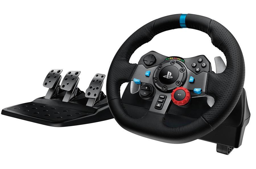 Playstation wheel