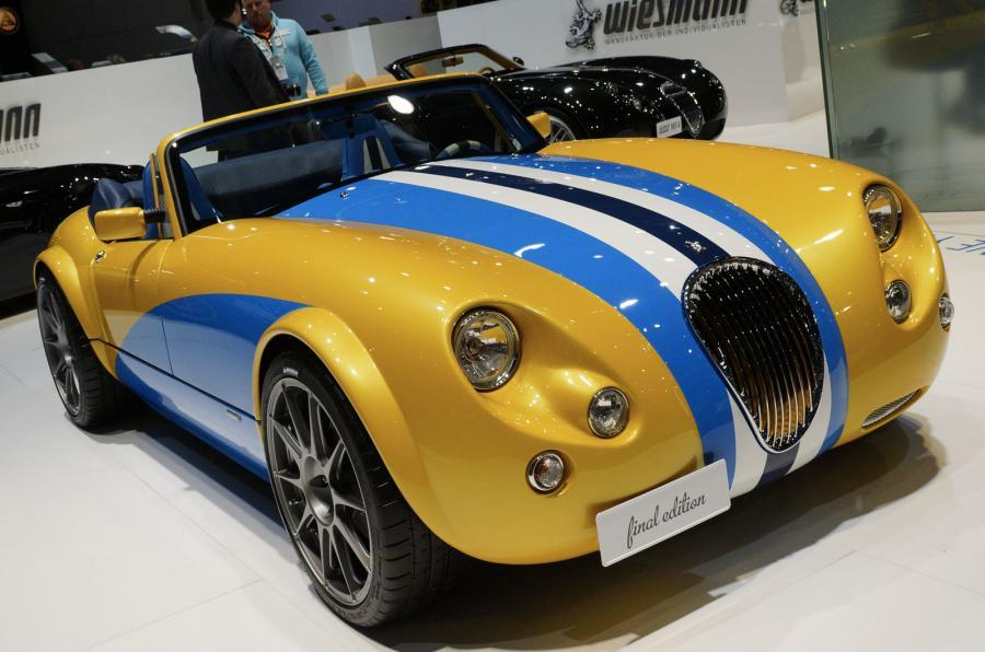 Wiesmann to return in 2018 with BMW M-sourced V8 engines