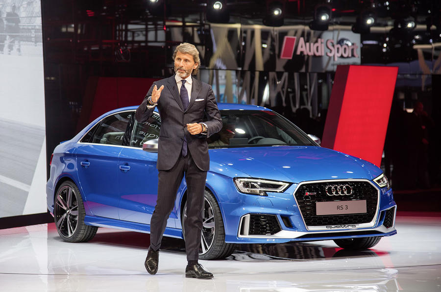Winkelmann to Leave Audi Sport to Take Over at Bugatti