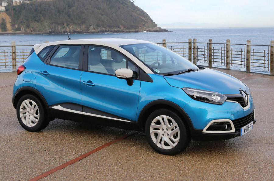 small crossovers Models such as the Renault Captur and the Vauxhall Mokka have really taken off.
