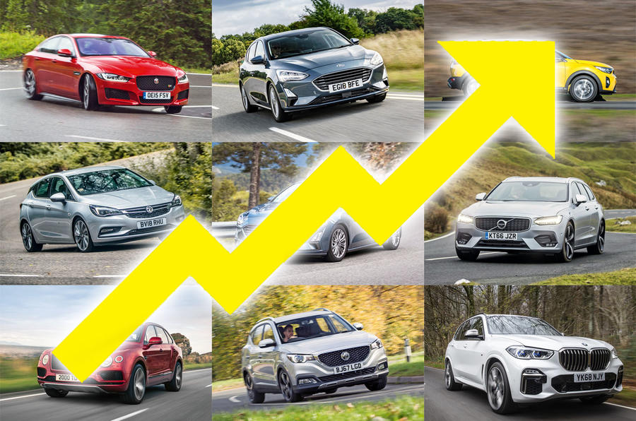 Autocar UK winners and losers 2018