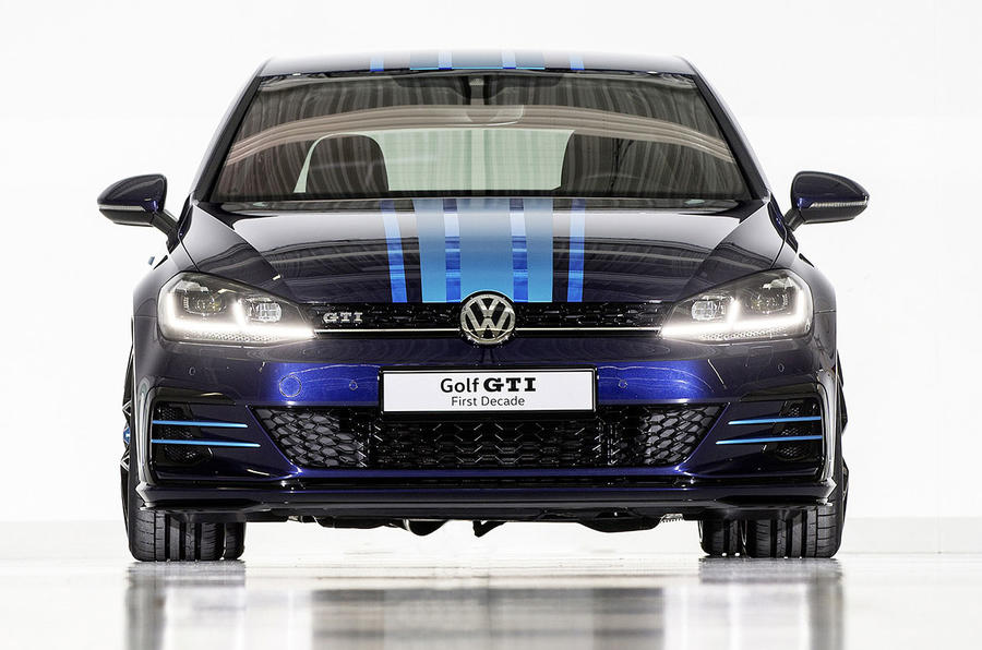 Volkswagen hybrid Golf concepts revealed at Worthersee
