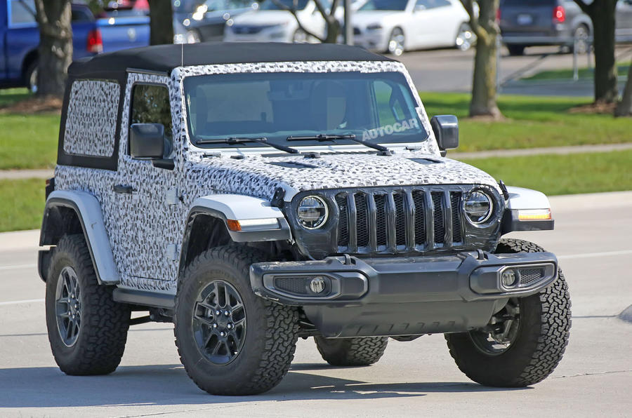 New Jeep Wrangler To Get Hybrid And Production Hike To Meet UK Demand ...
