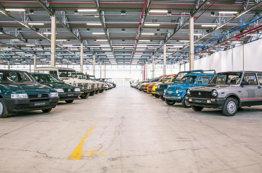Fiat Chrysler Heritage Centre - Turin