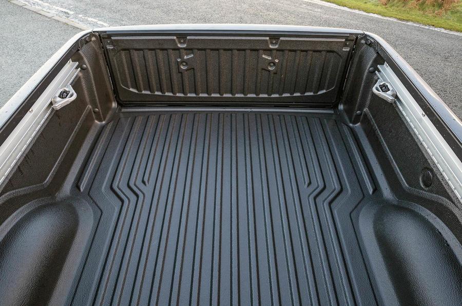 Mercedes-Benz X-Class longterm review truck bed