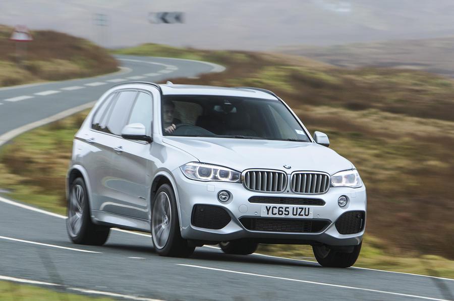 2016 BMW X5 xDrive40e M Sport review review | Autocar