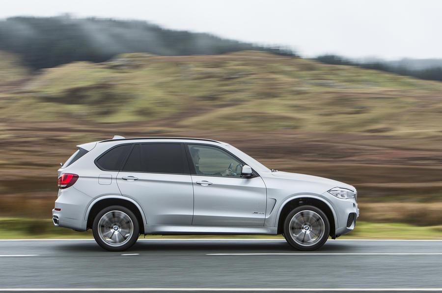 £56,705 BMW X5 xDrive40e