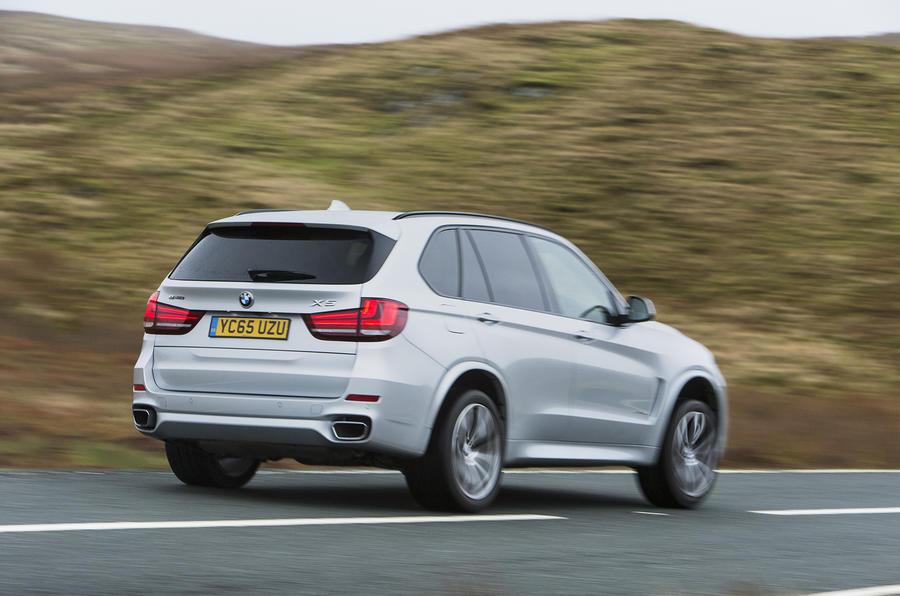 130mph BMW X5 xDrive40e