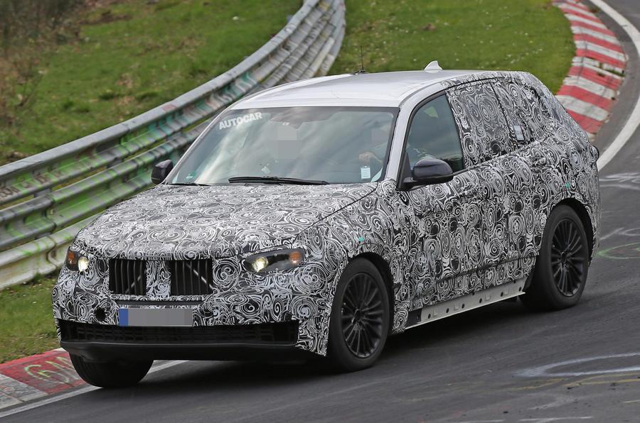 2018 BMW X5 spotted in new bodywork | Autocar