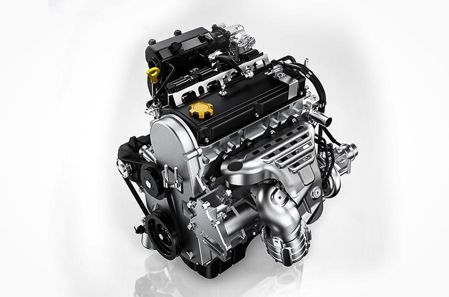 LandWind X7 Range Rover Evoque rip-off engine