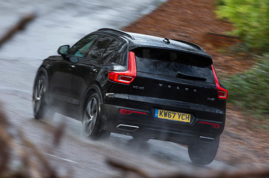 Volvo Xc >> Volvo XC40 D4 AWD First Edition 2018 review | Autocar