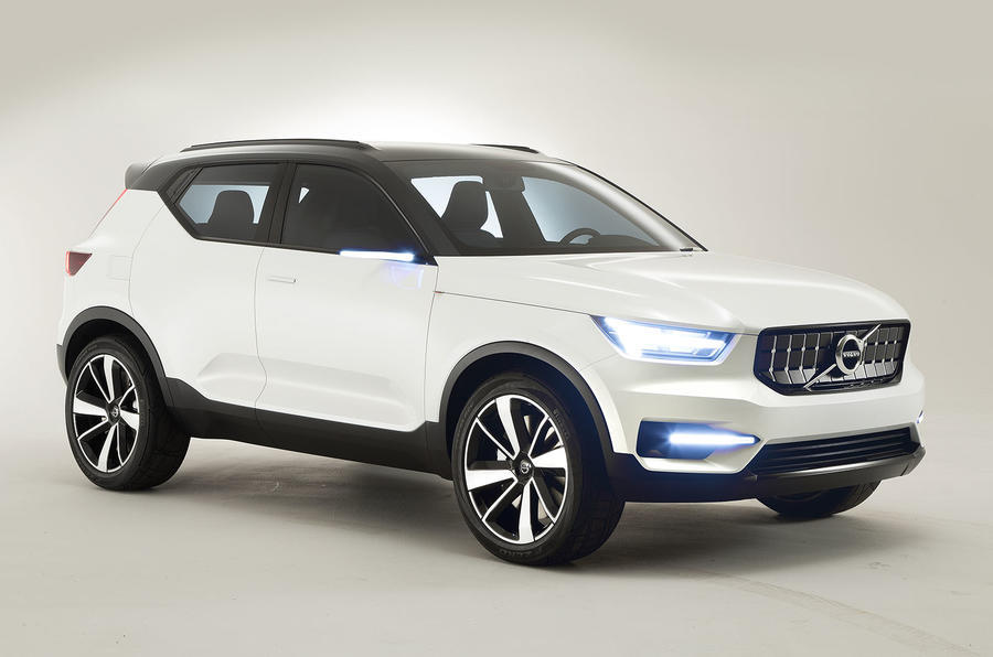 Volvo XC40 production to be expanded as demand grows