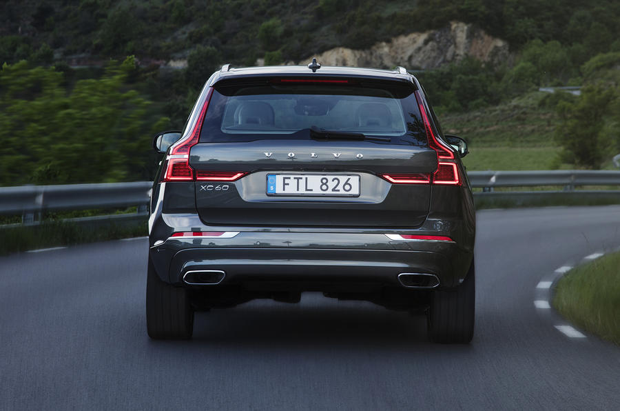 New Volvo Xc60 Review 2017 Autocar