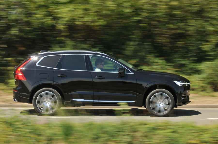 Jaguar Interior 2017 >> Volvo XC60 T8 2017 review | Autocar