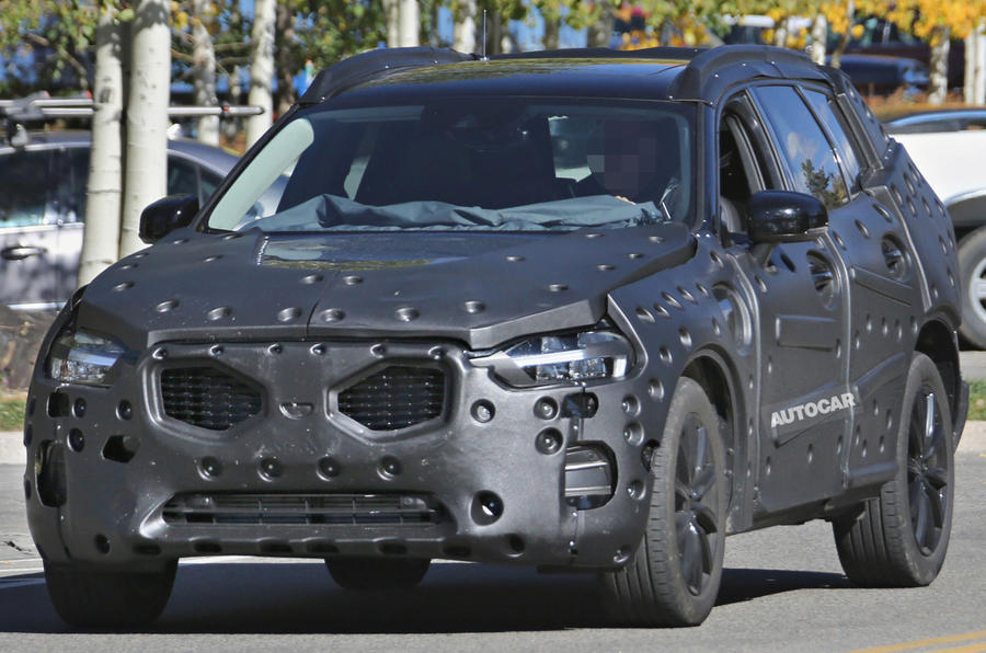 New Volvo XC60 is coming in 2017
