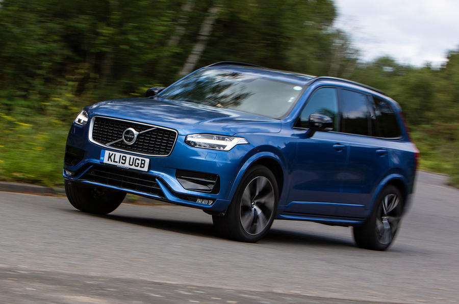 Volvo Xc90 R Design >> Volvo Xc90 B5 R Design Awd 2019 Uk Review Autocar